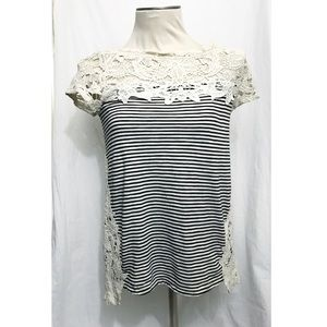 Anthropologie •Meadow Rue • stripped top